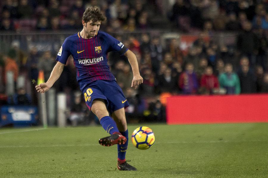 Barcelona s Sergi Roberto carnicer ugovorom traje do 2022 godine