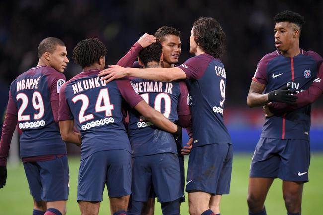 Edison Cavani osvojio je 156 golova kako bi uhvatio uspjeh sa PSG timom Paris Saint-germain