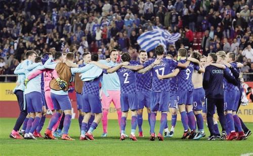 Hrvatska je momčad ušao u Svjetsko prvenstvo po 5. putu