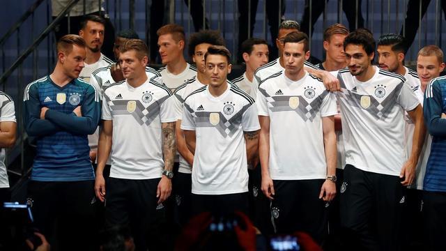 Njemačka nogometna reprezentacija je plan programa Svjetskog kupa