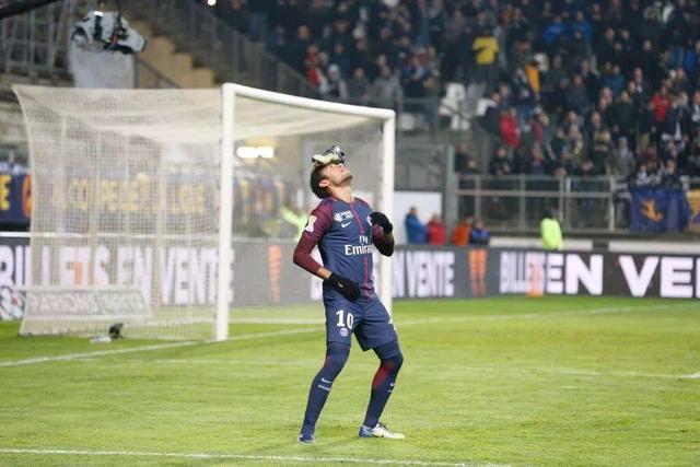 Paris saint-germain PSG u francuskom ligačkom kupu 18 pobjednički niz