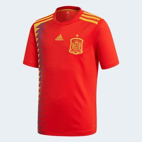 Svjetsko prvenstvo u reprezentaciji Španjolske 2018 home Kit Exposure