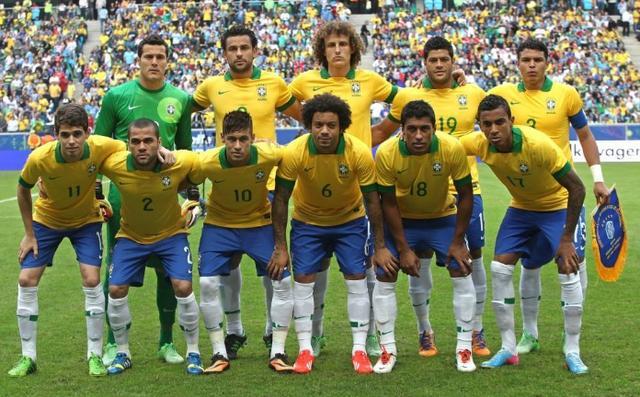 2002 Brazil tim usko je ušao u Svjetsko prvenstvo