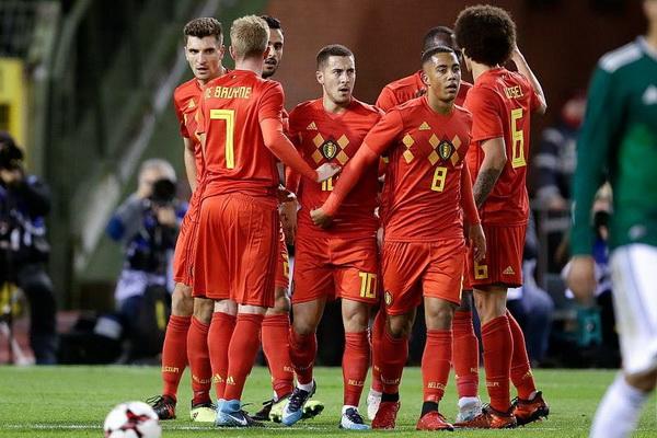 Belgija timski bonusi u Svjetskom kupu