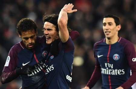 Paris Saint-germain PSG se uspješno kvalificirao za finalni krug Francuske lige